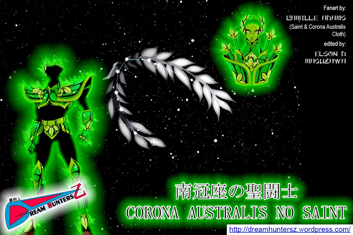 Corona Australis no Saint